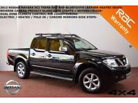 2012 Nissan Navara 2.5dCi (EU V) Tekna-LEATHER-SAT NAV-BLUETOOTH-REV. CAMERA-