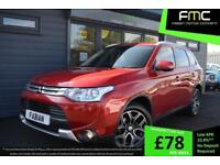 2015 Mitsubishi Outlander GX3 2.2DI-D 4X4 **Only 17,000 Miles - 7 Seater**