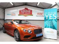 2016 16 BENTLEY CONTINENTAL 6.0 GT SPEED 2D AUTO 626 BHP