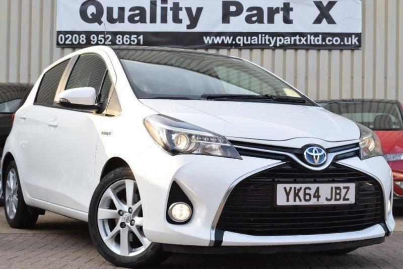 2014 Toyota Yaris 1.5 Hybrid Excel e-CVT 5dr