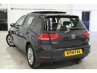 2014 Volkswagen Golf 1.6 TDI BlueMotion Tech SE DSG (s/s) 5dr