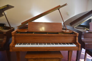 Vintage Baby Knabe grand piano for sale
