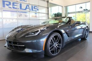 Chevrolet Corvette Stingray Z51 Convertible 2LT 2017