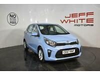 2017 Kia Picanto 1.0 2 5dr Hatchback Petrol Manual