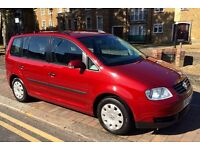 Vw touran 1.9Tdi (7 seater) excellent condition