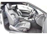 2011 Mercedes-Benz E Class 2.1 E250 TD CDI BlueEFFICIENCY Sport 2dr
