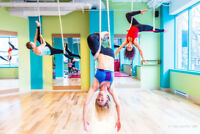 $12 Intro Circus Classes in Halifax