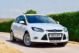 2013 Ford Focus 1.0 SCTi EcoBoost Zetec 5dr