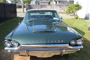 AMAZING CONDITION 1964 Ford Thunderbird