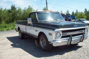 1970 Chev CST10