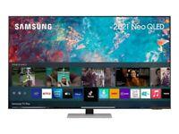 Samsung 85 Inch QE85QN85A Smart 4K Neo QLED UHD HDR TV - NEW