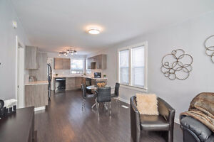 ** GORGEOUS 1.5 STOREY HOME - FULLY RENOVATED ** 3 BEDROOMS