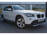 2009 59 BMW X1 2.0d SE Sdrive AUTOMATIC GOOD AND BAD CREDIT FINANCE AVAILABLE