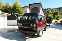 Rent a VW Westfalia - Vanagon/Eurovan- Greater Vancouver area