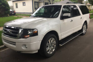 2012 Ford Expedition MAX LIMITED - great shape like new