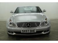 2007 Mercedes-Benz CLS CLS350 CGI Petrol silver Automatic