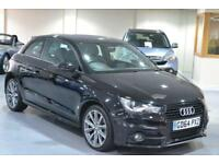 2015 Audi A1 1.6 TDI S line Style Edition 3dr