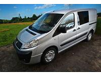 Fiat SCUDO 2 Berth Camper Van / Day Van 90bhp Comfort Spec