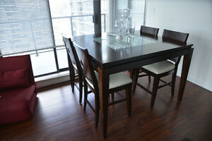 7 Piece Counter-Height Dining Set
