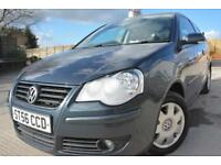 VOLKSWAGEN POLO S 1.4 3 DOOR*2 OWNERS*NOVEMBER MOT*SERVICE HISTORY*IDEAL 1ST CAR