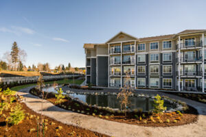 Seniors! Two-bedroom suite for rent at RiverBend