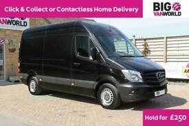 2017 MERCEDES SPRINTER 314 CDI 140 MWB HIGH ROOF WITH TAIL LIFT 7G-TRONIC PLUS