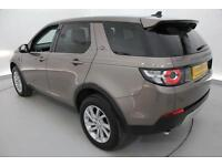 2015 LAND ROVER DISCOVERY SPORT 2.0 TD4 180 SE Tech 5dr Auto
