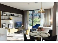 Studio flat in Meranti House, Goodman's Fields, London, E1