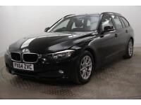 2014 BMW 3 Series 320D EFFICIENTDYNAMICS BUSINESS TOURING Diesel black Manual