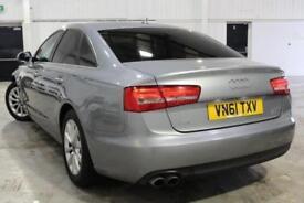 2011 Audi A6 Saloon 2.0 TDI SE Multitronic 4dr