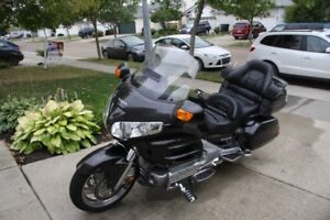 2010 Honda GL 1800 Goldwing Motorbike