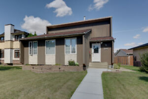 Fantastic 4 bdrm, 4 level split in Sakaw perfect for families!