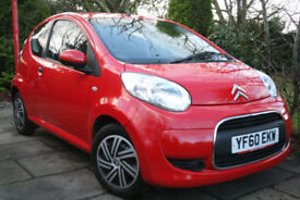 Citroen **C1 1.0i** VTR **£20 Road Tax** 2010 60 ^Red 3 Door^^