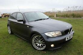 2006 BMW 1 Series 2.0 118d Sport 5dr