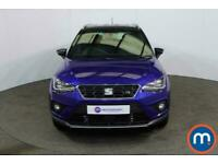 2018 SEAT Arona 1.0 TSI 115 FR [EZ] 5dr DSG Auto Hatchback Petrol Automatic