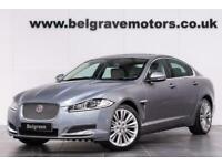 2014 Jaguar XF D V6 PORTFOLIO Auto Saloon Diesel Automatic
