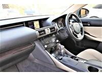 2014 Lexus IS 2.5 Premier E-CVT 4dr PETROL/ELECTRIC grey CVT