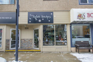 SEWING BUSINESS OPPORTUNITY IN DOWNTOWN CORE
