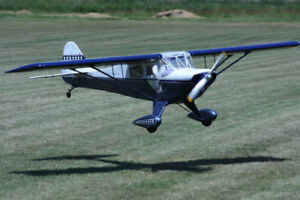 R/C Plane - 1/3 Scale Taylor Craft