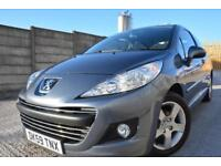 PEUGEOT 207 SPORT 1.6 HDI DIESEL 3 DOOR*FULL 12 MONTHS MOT*2 OWNERS*£30 TAX*