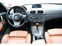 LHD LEFT HAND DRIVE BMW X3 3.0d AUTOMATIC 2006 SPORT GREY LOW MILEAGE