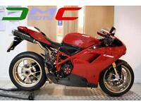 2008 Ducati 1098R 6,215 Miles 2 Owners Full 70mm Termi Exhaust