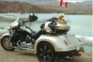 2009 Yamaha 1300 Royal Star Venture S Trike