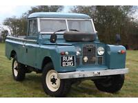 "Land Rover Series 2a 109"" Pick Up - LPG"