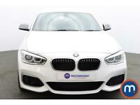 2017 BMW 1 Series M140i 5dr [Nav] Hatchback Petrol Manual