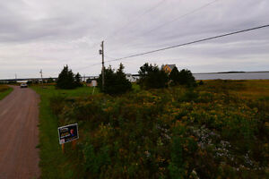 Water Front Lot for sale Rustico Prince Edward Island