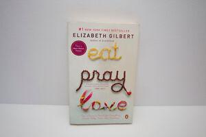 Livre Eat, Pray, Love d'Elizabeth Gilbert
