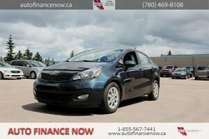 2013 Kia Rio LX       OWN ME FOR ONLY $72.38 BIWEEKLY!