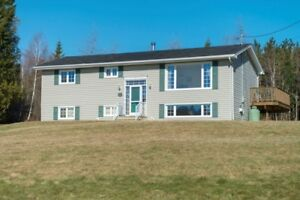 Just Hit the Market!! Split Entry with Beautiful View of Lake