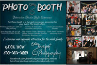 Photo Booth Rental & Photography Services